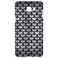 Scales3 Black Marble & Gray Metal 2 (r) Samsung C9 Pro Hardshell Case  by trendistuff