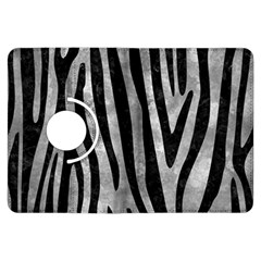 Skin4 Black Marble & Gray Metal 2 Kindle Fire Hdx Flip 360 Case by trendistuff