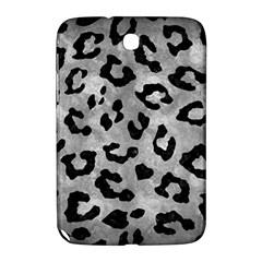 Skin5 Black Marble & Gray Metal 2 Samsung Galaxy Note 8 0 N5100 Hardshell Case  by trendistuff