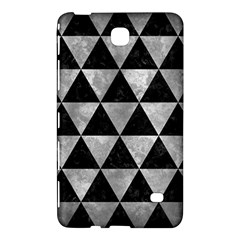 Triangle3 Black Marble & Gray Metal 2 Samsung Galaxy Tab 4 (7 ) Hardshell Case  by trendistuff