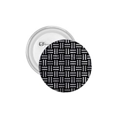 Woven1 Black Marble & Gray Metal 2 1 75  Buttons by trendistuff