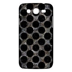 Circles2 Black Marble & Gray Stone (r) Samsung Galaxy Mega 5 8 I9152 Hardshell Case  by trendistuff