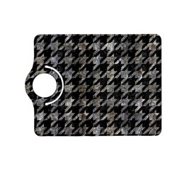 Houndstooth1 Black Marble & Gray Stone Kindle Fire Hd (2013) Flip 360 Case by trendistuff