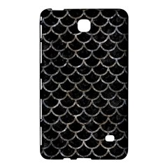 Scales1 Black Marble & Gray Stone Samsung Galaxy Tab 4 (7 ) Hardshell Case  by trendistuff