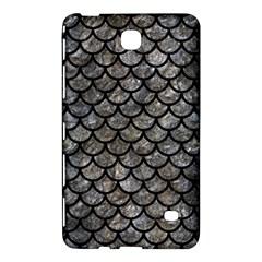 Scales1 Black Marble & Gray Stone (r) Samsung Galaxy Tab 4 (8 ) Hardshell Case  by trendistuff