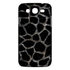 Skin1 Black Marble & Gray Stone (r) Samsung Galaxy Mega 5 8 I9152 Hardshell Case  by trendistuff