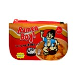 Ramen Boy  Label - Mini Coin Purse