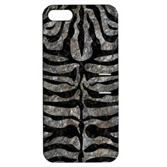 Skin2 Black Marble & Gray Stone (r) Apple Iphone 5 Hardshell Case With Stand by trendistuff