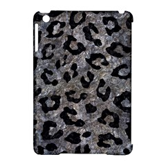 Skin5 Black Marble & Gray Stone Apple Ipad Mini Hardshell Case (compatible With Smart Cover) by trendistuff