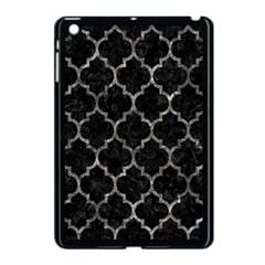 Tile1 Black Marble & Gray Stone Apple Ipad Mini Case (black) by trendistuff