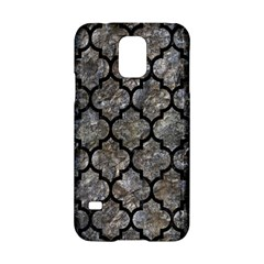 Tile1 Black Marble & Gray Stone (r) Samsung Galaxy S5 Hardshell Case