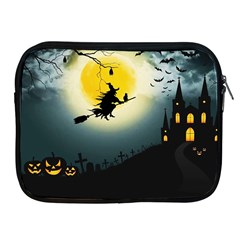 Halloween Landscape Apple Ipad 2/3/4 Zipper Cases by Valentinaart