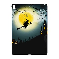 Halloween Landscape Apple Ipad Pro 10 5   Hardshell Case by Valentinaart