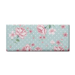 Shabby Chic,pink,roses,polka Dots Cosmetic Storage Cases by 8fugoso