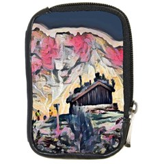 Modern Abstract Painting Compact Camera Cases by 8fugoso