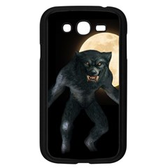 Werewolf Samsung Galaxy Grand Duos I9082 Case (black) by Valentinaart