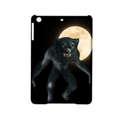 Werewolf Ipad Mini 2 Hardshell Cases by Valentinaart