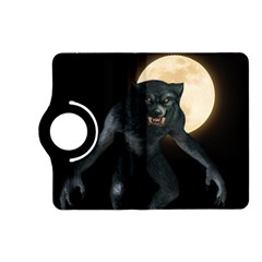 Werewolf Kindle Fire Hd (2013) Flip 360 Case by Valentinaart