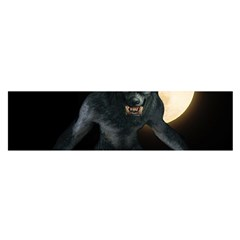 Werewolf Satin Scarf (oblong) by Valentinaart