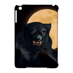Werewolf Apple Ipad Mini Hardshell Case (compatible With Smart Cover) by Valentinaart