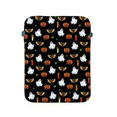 Halloween Pattern Apple Ipad 2/3/4 Protective Soft Cases by Valentinaart