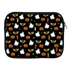 Halloween Pattern Apple Ipad 2/3/4 Zipper Cases by Valentinaart