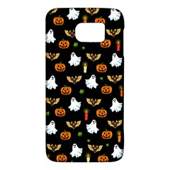 Halloween Pattern Galaxy S6 by Valentinaart