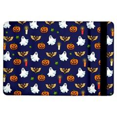 Halloween Pattern Ipad Air Flip by Valentinaart