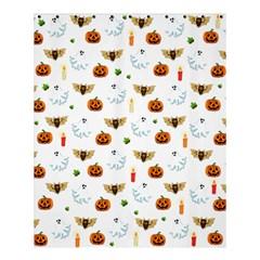 Halloween Pattern Shower Curtain 60  X 72  (medium)  by Valentinaart