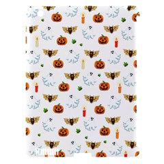 Halloween Pattern Apple Ipad 3/4 Hardshell Case (compatible With Smart Cover) by Valentinaart