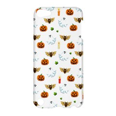 Halloween Pattern Apple Ipod Touch 5 Hardshell Case by Valentinaart