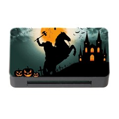 Headless Horseman Memory Card Reader With Cf by Valentinaart