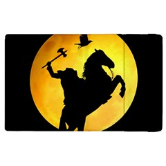 Headless Horseman Apple Ipad 3/4 Flip Case by Valentinaart
