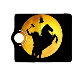Headless Horseman Kindle Fire Hdx 8 9  Flip 360 Case by Valentinaart