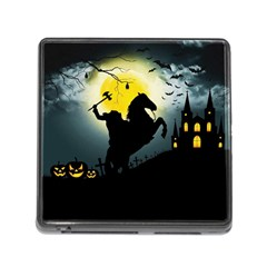 Headless Horseman Memory Card Reader (square) by Valentinaart
