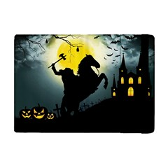 Headless Horseman Apple Ipad Mini Flip Case by Valentinaart