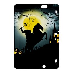 Headless Horseman Kindle Fire Hdx 8 9  Hardshell Case by Valentinaart