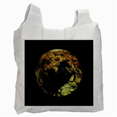 Headless Horseman Recycle Bag (one Side) by Valentinaart
