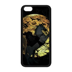 Headless Horseman Apple Iphone 5c Seamless Case (black) by Valentinaart