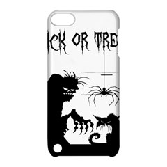 Halloween Apple Ipod Touch 5 Hardshell Case With Stand by Valentinaart