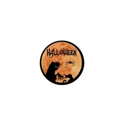Halloween 1  Mini Buttons