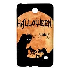 Halloween Samsung Galaxy Tab 4 (7 ) Hardshell Case  by Valentinaart