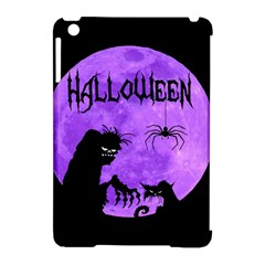 Halloween Apple Ipad Mini Hardshell Case (compatible With Smart Cover) by Valentinaart