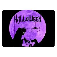 Halloween Samsung Galaxy Tab 10 1  P7500 Flip Case by Valentinaart