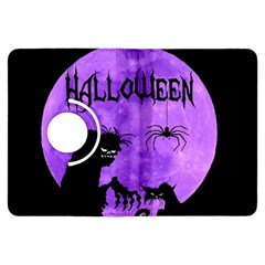 Halloween Kindle Fire Hdx Flip 360 Case by Valentinaart