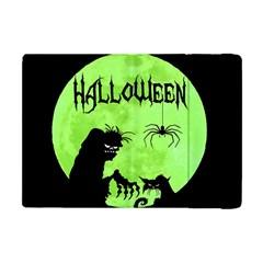 Halloween Apple Ipad Mini Flip Case by Valentinaart