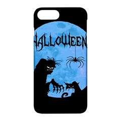 Halloween Apple Iphone 7 Plus Hardshell Case by Valentinaart