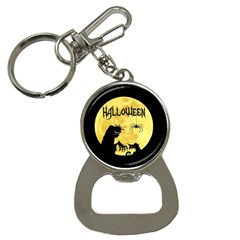 Halloween Button Necklaces by Valentinaart