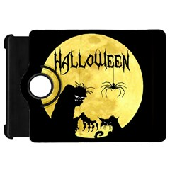 Halloween Kindle Fire Hd 7  by Valentinaart