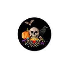 Halloween Candy Keeper Golf Ball Marker (10 Pack)